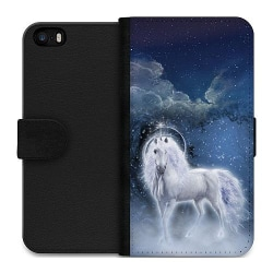 Apple iPhone 5 / 5s / SE Wallet Case Unicorn