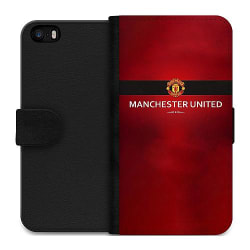 Apple iPhone 5 / 5s / SE Wallet Case Manchester United