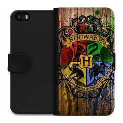 Apple iPhone 5 / 5s / SE Wallet Case Hogwarts
