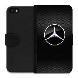Apple iPhone 5 / 5s / SE Wallet Case Mercedes