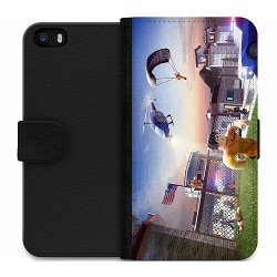 Apple iPhone 5 / 5s / SE Wallet Case Roblox