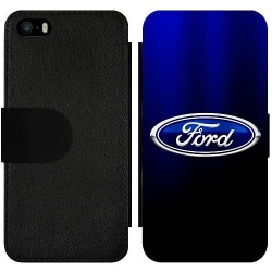 Apple iPhone 5 / 5s / SE Wallet Slim Case Ford