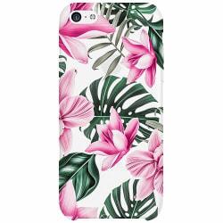 Apple iPhone 5c Thin Case Blommor