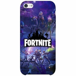 Apple iPhone 5c Thin Case Fortnite
