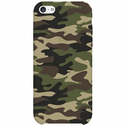 Apple iPhone 5c Thin Case Militär