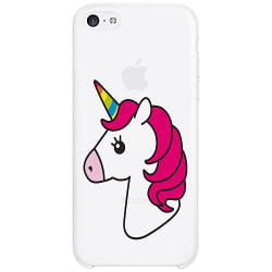 Apple iPhone 5c Thin Case Unicorn