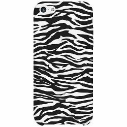 Apple iPhone 5c Thin Case Zebra Mönster