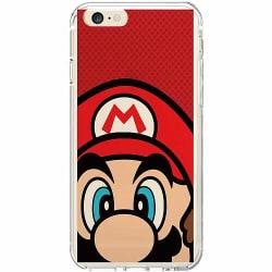 Apple iPhone 6 / 6S Firm Case Mario