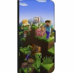 Samsung Galaxy A6 (2018) Fodralväska MineCraft