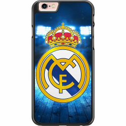 Apple iPhone 6 / 6S Hard Case (Svart) Real Madrid