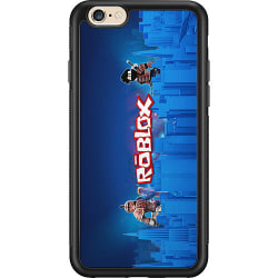Apple iPhone 6 / 6S Soft Case (Svart) Roblox