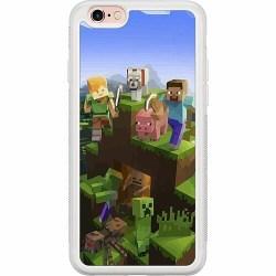 Apple iPhone 6 / 6S Soft Case (Frostad) MineCraft