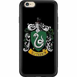 Apple iPhone 6 / 6S Soft Case (Svart) Harry Potter - Slytherin