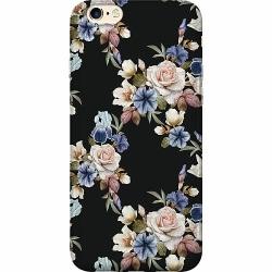 Apple iPhone 6 / 6S Thin Case Blommor