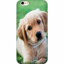 Apple iPhone 6 / 6S Mjukt skal - Hund