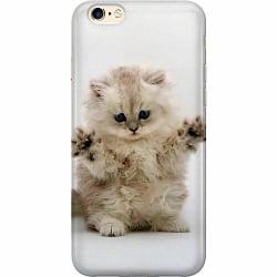 Apple iPhone 6 / 6S Mjukt skal - Katt