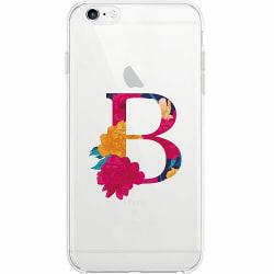 Apple iPhone 6 Plus / 6s Plus Firm Case Bokstaven - B