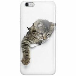 Apple iPhone 6 Plus / 6s Plus LUX Mobilskal (Glansig) Katt