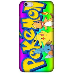 Apple iPhone 6 Plus / 6s Plus LUX Mobilskal (Matt) Pokemon