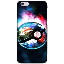 Apple iPhone 6 Plus / 6s Plus LUX Mobilskal (Matt) Pokémon GO