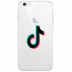 Apple iPhone 6 Plus / 6s Plus Firm Case TikTok