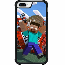 Apple iPhone 6 Plus / 6s Plus Tough Case MineCraft