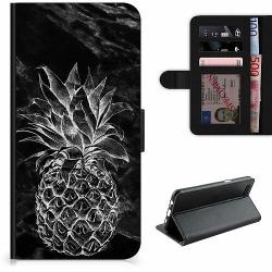 Samsung Galaxy A02s Lyxigt Fodral Ananas