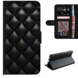 Apple iPhone 12 Pro Lyxigt Fodral Leather Black