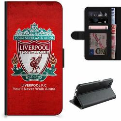 Apple iPhone X / XS Lyxigt Fodral Liverpool YNWA
