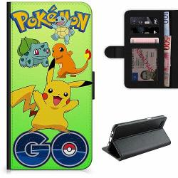 Huawei P40 Lite E Lyxigt Fodral Pokemon