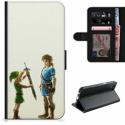Apple iPhone 12 Lyxigt Fodral Zelda