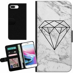 Apple iPhone 7 Plus Billigt Fodral Diamant