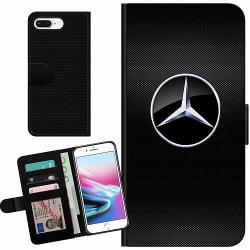 Apple iPhone 7 Plus Billigt Fodral Mercedes