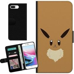 Apple iPhone 7 Plus Billigt Fodral Pokémon - Eevee