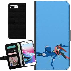 Apple iPhone 7 Plus Billigt Fodral Pokémon - Greninja