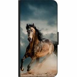 Samsung Galaxy A6 (2018) Fodralväska Häst