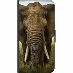 Samsung Galaxy A10 Fodralväska Old And Wise Elephant