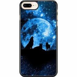 Apple iPhone 7 Plus Hard Case (Svart) Varg