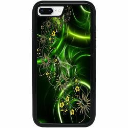Apple iPhone 7 Plus Heavy Duty 2IN1 Blommor