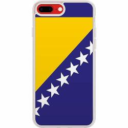 Apple iPhone 7 Plus Soft Case (Frostad) Bosnien