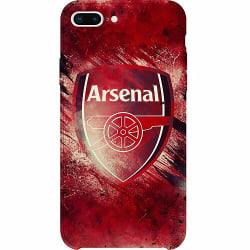 Apple iPhone 7 Plus Thin Case Arsenal Football