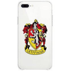 Apple iPhone 7 Plus Firm Case Harry Potter - Gryffindor