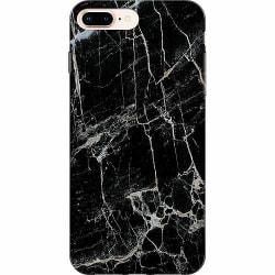 Apple iPhone 7 Plus Thin Case Marmor Svart
