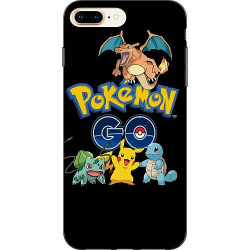 Apple iPhone 7 Plus Thin Case Pokemon