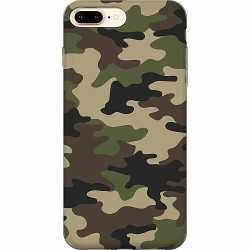 Apple iPhone 7 Plus Thin Case Woodland Camo