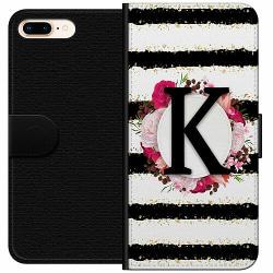 Apple iPhone 7 Plus Wallet Case K