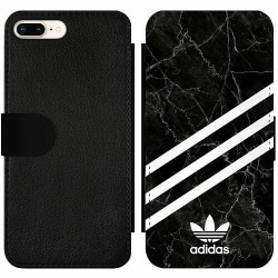 Apple iPhone 7 Plus Wallet Slim Case Fashion