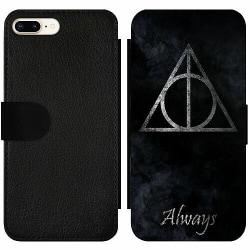 Apple iPhone 7 Plus Wallet Slim Case Harry Potter