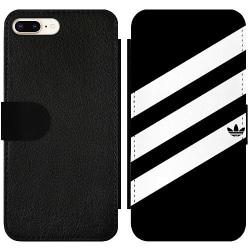 Apple iPhone 8 Plus Wallet Slim Case Fashion