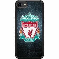 Apple iPhone SE (2020) Soft Case (Svart) Liverpool